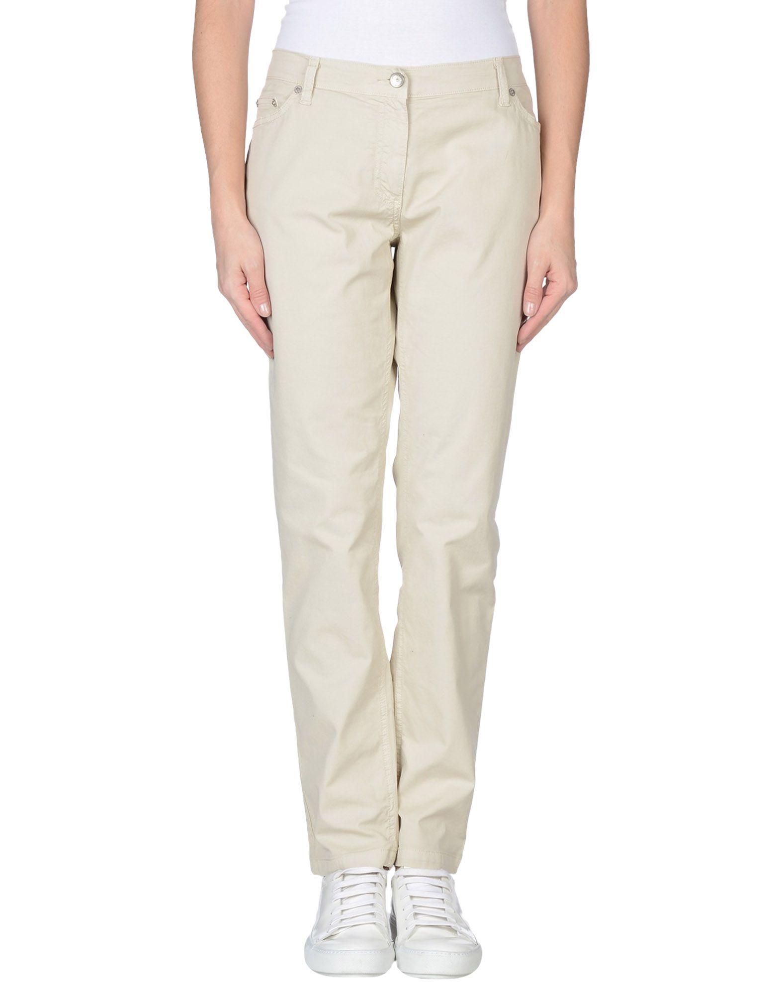 FRED PERRY Damen Hose Farbe Beige Größe 3