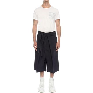 ALEXANDER MCQUEEN, Casual Pants, One Pleat Trousers