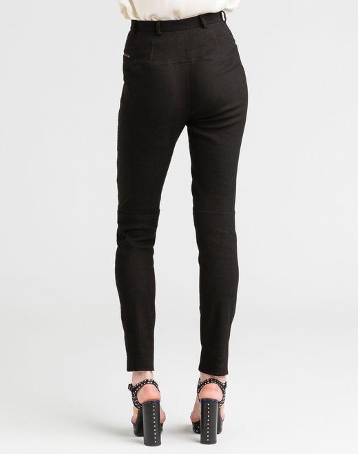 lanvin pants with cut-outs women