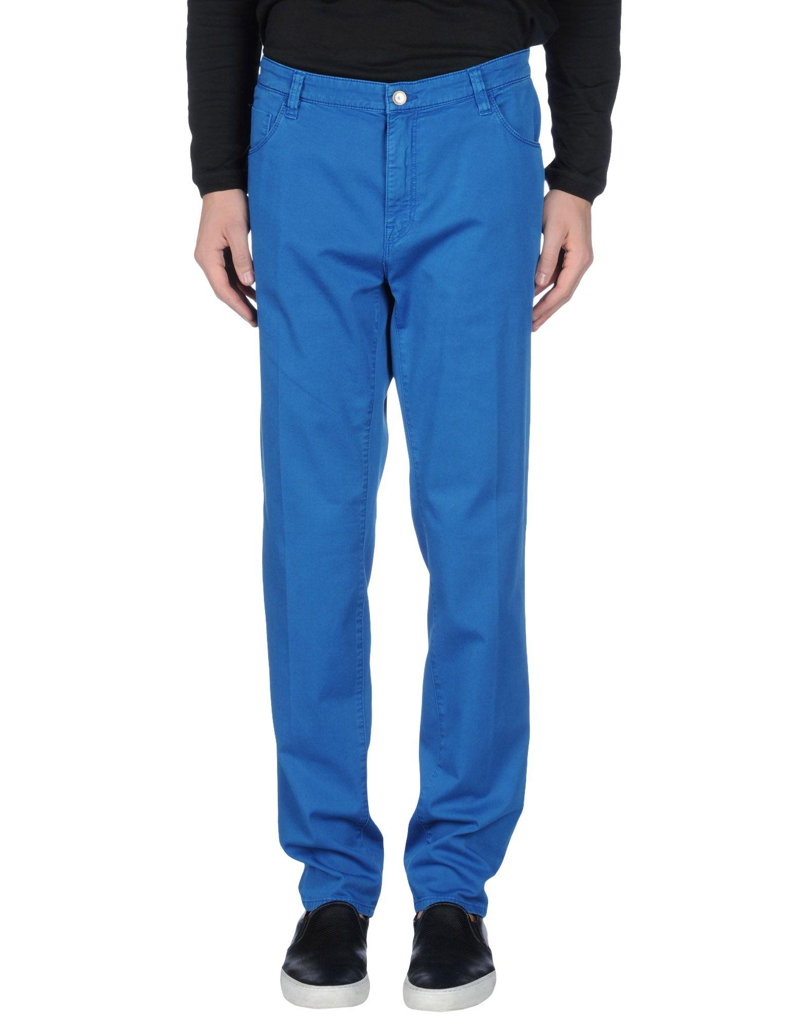 FRED PERRY Herren Hose Farbe Azurblau Größe 12
