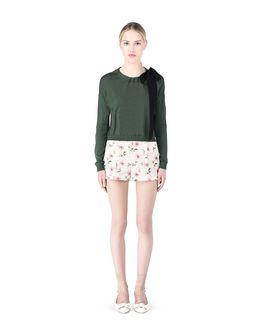 REDValentino KR0RF0D0295 A03 Shorts Woman f
