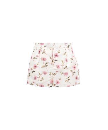 REDValentino KR0RF0D0295 A03 Shorts Woman a