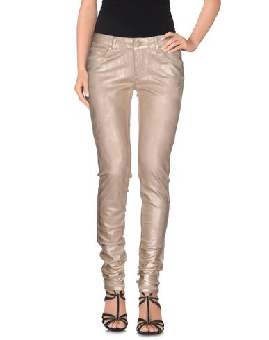 Foto SUPERTRASH Pantaloni jeans donna