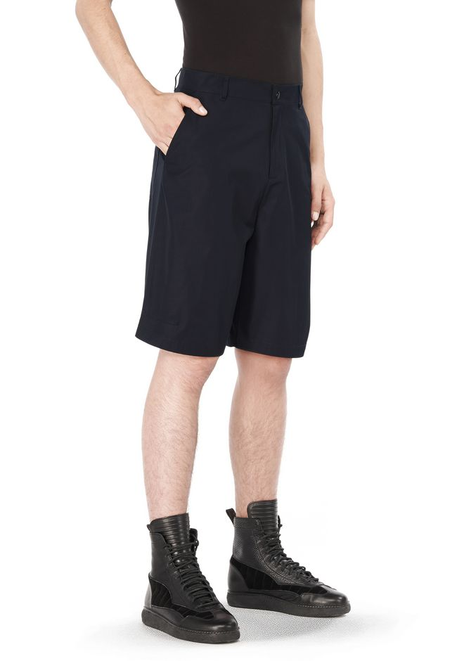 T by ALEXANDER WANG SHORTS TECH TWILL SHORTS