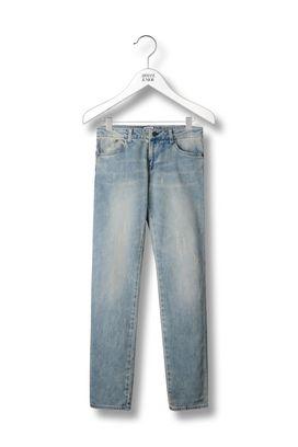 Armani 5 pockets jeans Men medium light wash jeans