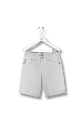 Armani Bermuda shorts Men stretch cotton bermuda shorts