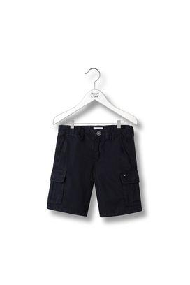 Armani Bermuda shorts Men cargo bermuda shorts in cotton