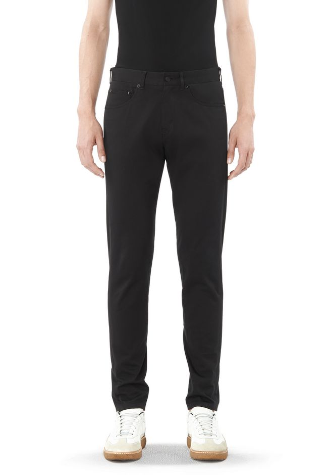 ALEXANDER WANG PANTS FIVE POCKET TAILORED PANTS