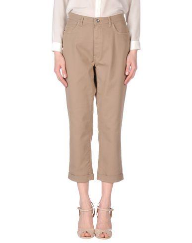 Джинсовые брюки-капри TRUSSARDI JEANS 36824655DC