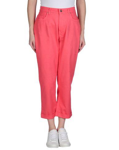 Джинсовые брюки-капри TRUSSARDI JEANS 36824655NC