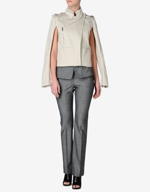 Maison Margiela Trousers with trompe l'œil blazer application