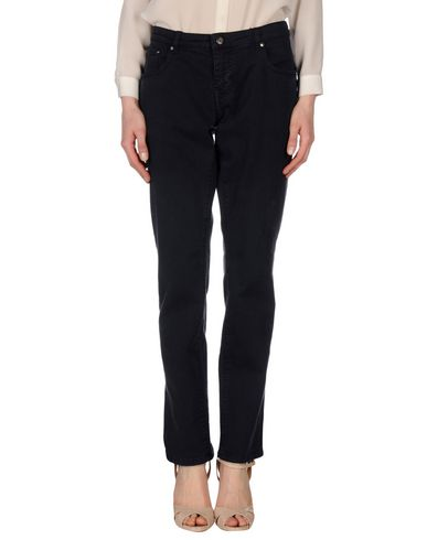 Джинсовые брюки PAOLO PECORA 36835712QC