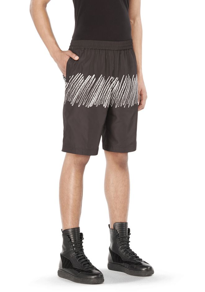 T by ALEXANDER WANG SHORTS SWIM SHORTS