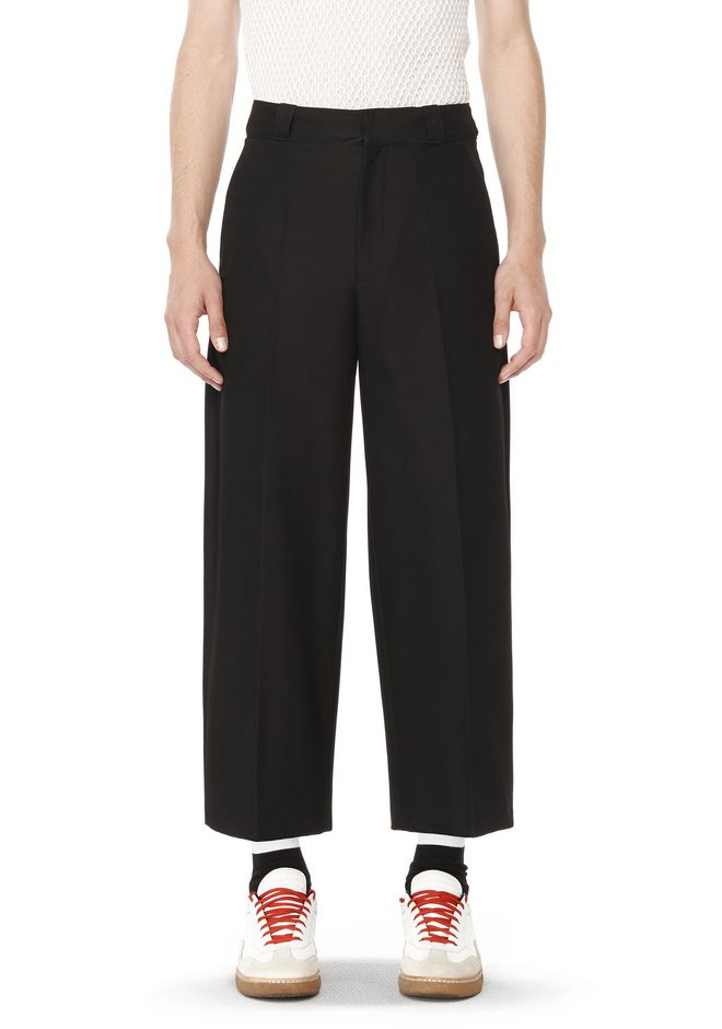ALEXANDER WANG PANTS RUNWAY OVERSIZED CHINO