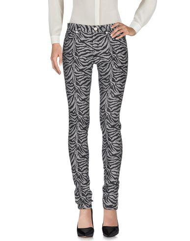 Повседневные брюки SAINT LAURENT 36853039GM
