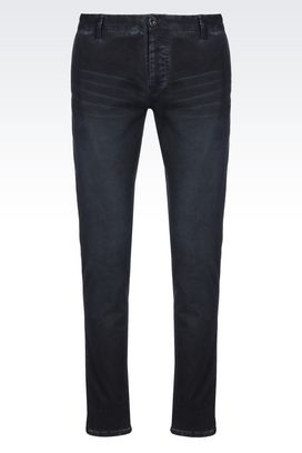 Armani Straight leg pants Men pants