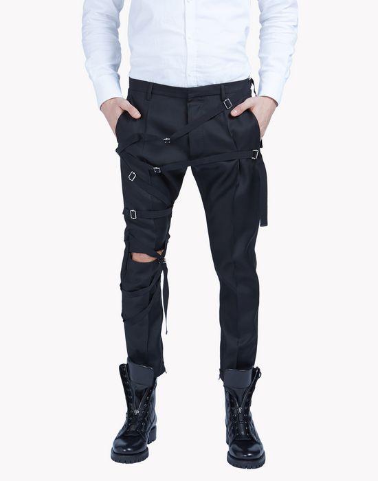 chic bondage pants pants Man Dsquared2