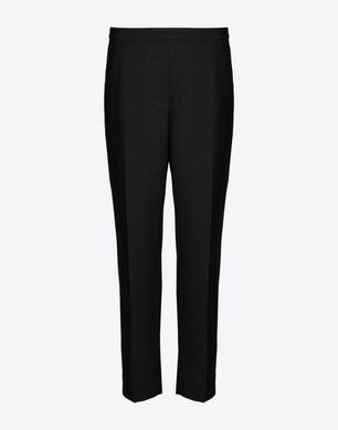 Cropped cadi trousers