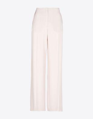 Loose-fit cadi trousers