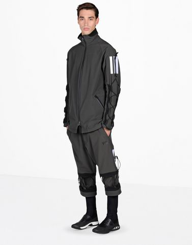 Y-3 3-LAYER CARGO SHORTS PANTS man Y-3 adidas