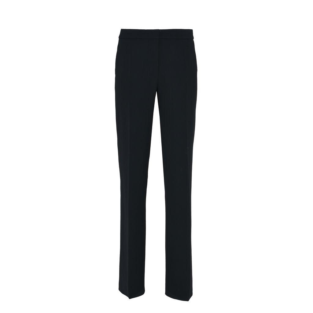 Black Alexia Trousers