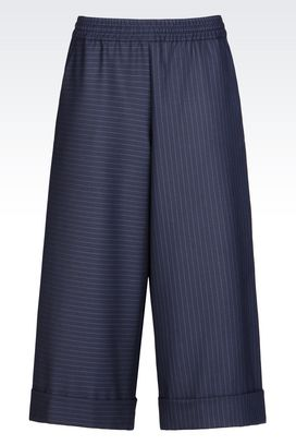 Armani 3/4-length trousers Women trousers