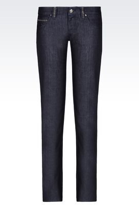 Armani Jeans Women kate skinny fit jeans