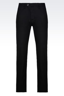 Armani Chinos Men pants