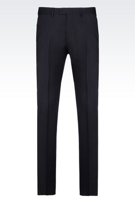Armani Classic pants Men pants