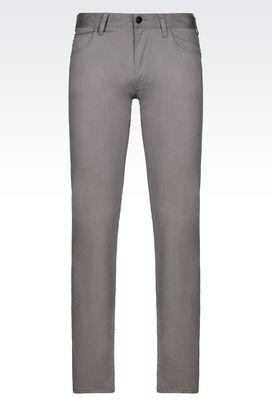 Armani 5 pockets Men pants