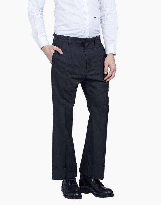 cropped slouch pants trousers Man Dsquared2
