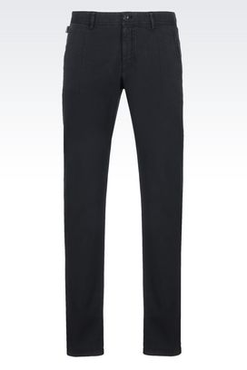 Armani Straight leg pants Men pants