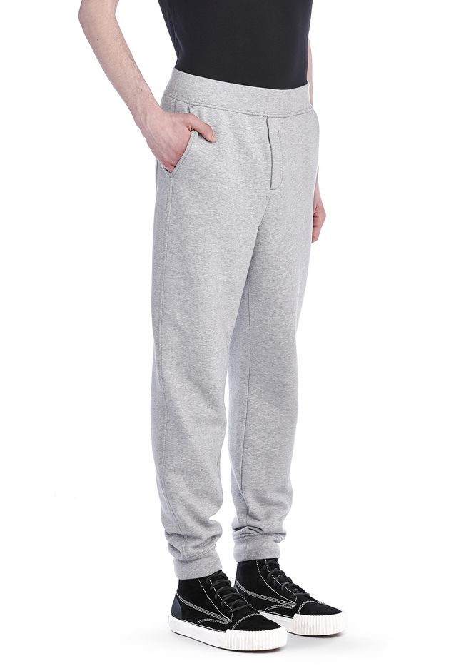T by ALEXANDER WANG PANTS VINTAGE FLEECE SWEATPANTS