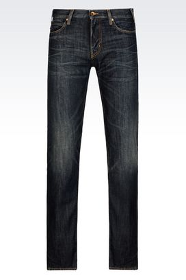 Armani Jeans Men denim