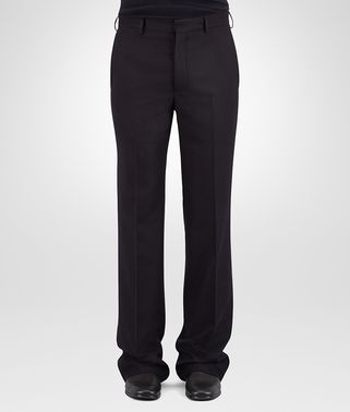 PANTALONE IN CASHMERE DARK NAVY