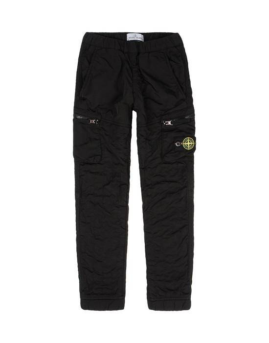 Fleece Pants Men Stone Island Official Store