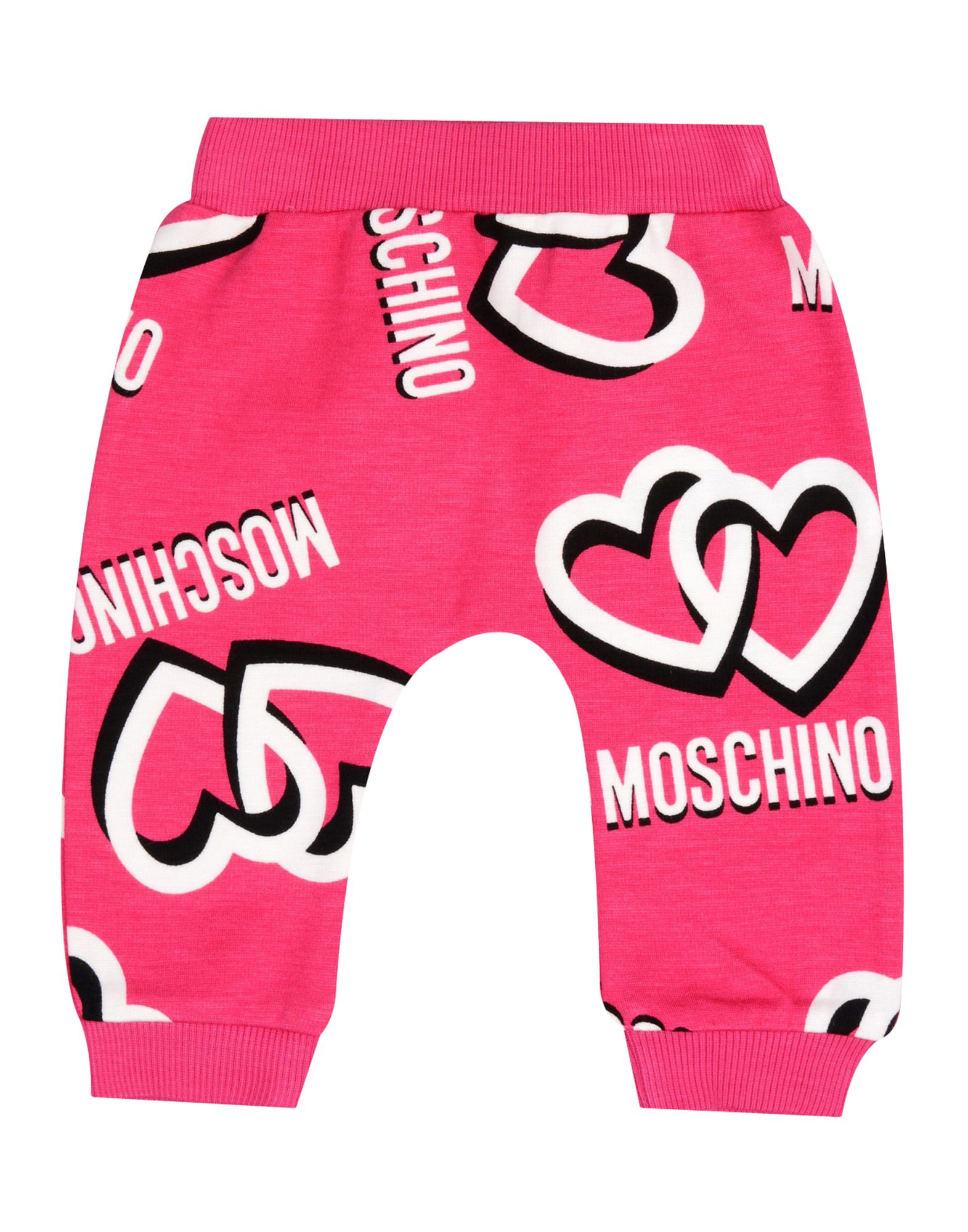 MOSCHINO BABY Casual pants