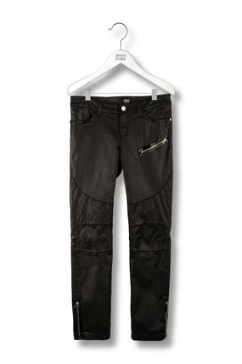 Armani 5 pockets jeans Women superskinny 5 pocket coated denim jeans