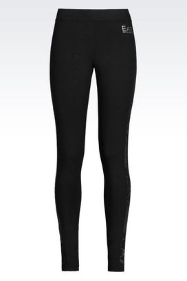 Armani Leggings Women 7lines jersey leggings