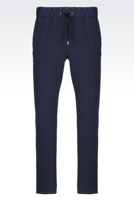 Armani trousers Men pants