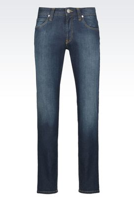 Armani 5 pockets Men denim