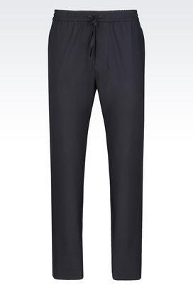 Armani Pants Men pants