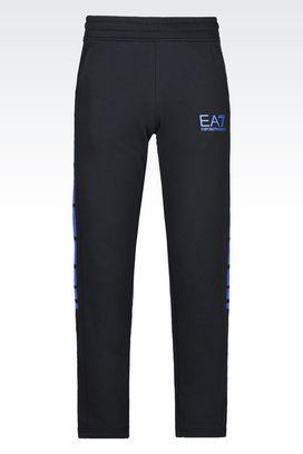 Armani Pants Men 7lines fleece trousers
