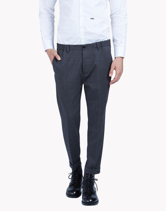 dan elastic waist pants pants Man Dsquared2