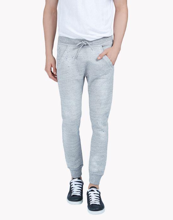 modern tech fit sweatpants pants Man Dsquared2
