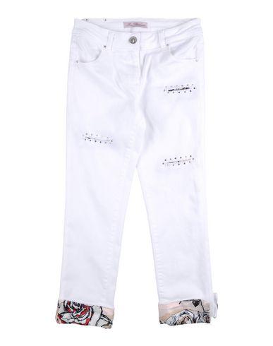 Джинсовые брюки MISS BLUMARINE 36927083MI