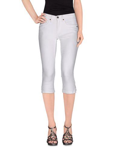 Джинсовые брюки-капри BURBERRY 36928840HF