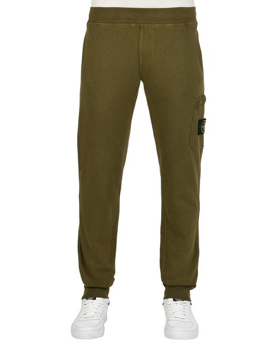 STONE ISLAND Fleece Pants 66660 T.CO+OLD