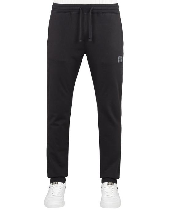 STONE ISLAND Fleece Trousers 66739