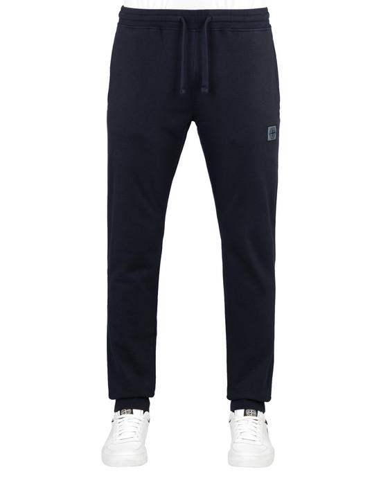 STONE ISLAND Fleece Pants 66739